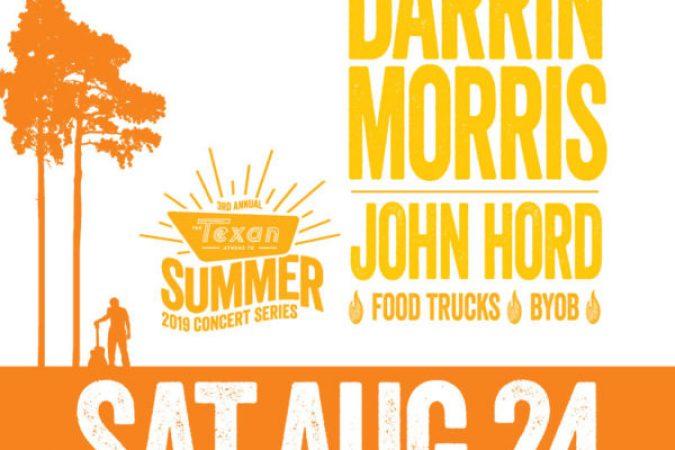 DARRIN MORRIS WITH JOHN HORD