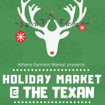 HOLIDAY MARKET @ THE TEXAN