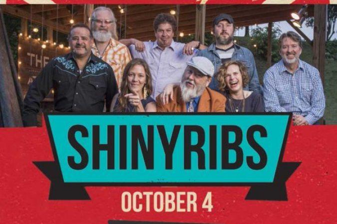 AN EVENING WITH SHINYRIBS
